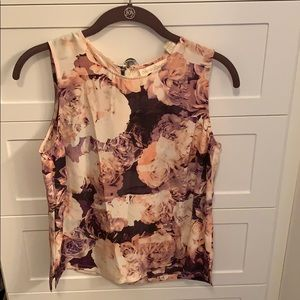 Cynthia Rowley Silk Blouse.